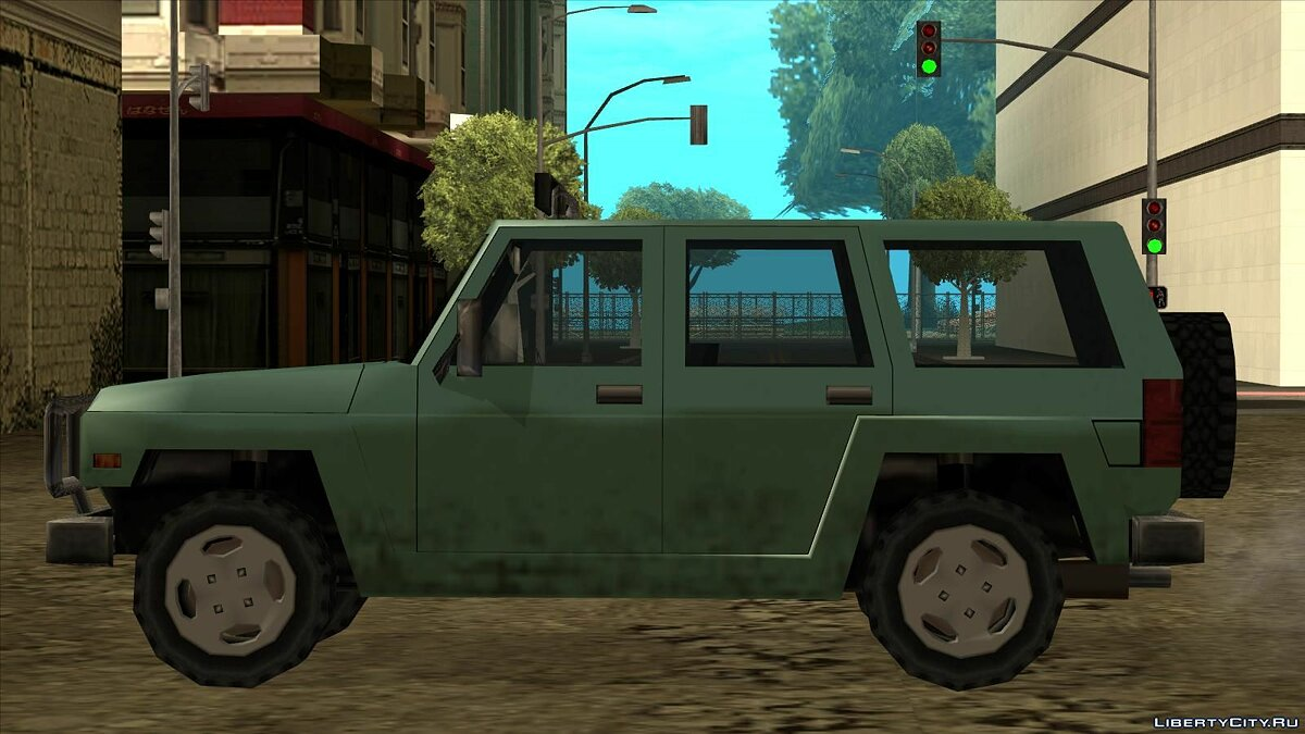 Bulldog for GTA San Andreas - screenshot #4