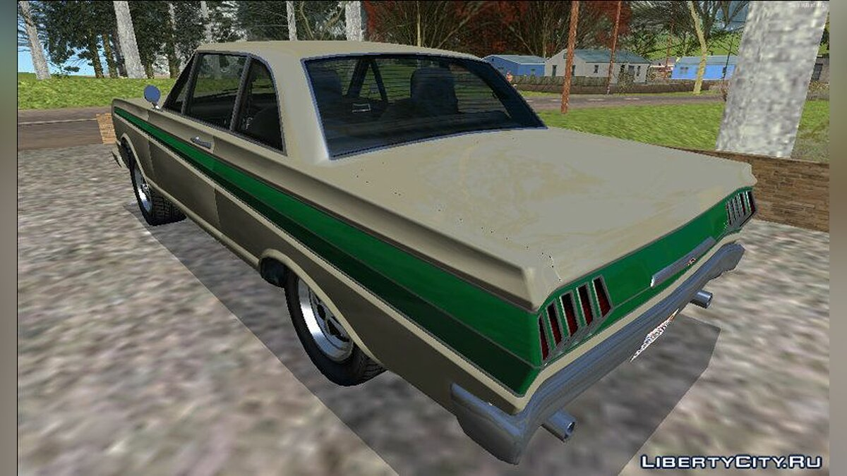 Cars Vapid Blade from GTA 5 for GTA San Andreas