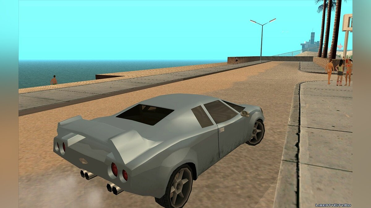 GTA VC Infernus SA style for GTA San Andreas - screenshot #4