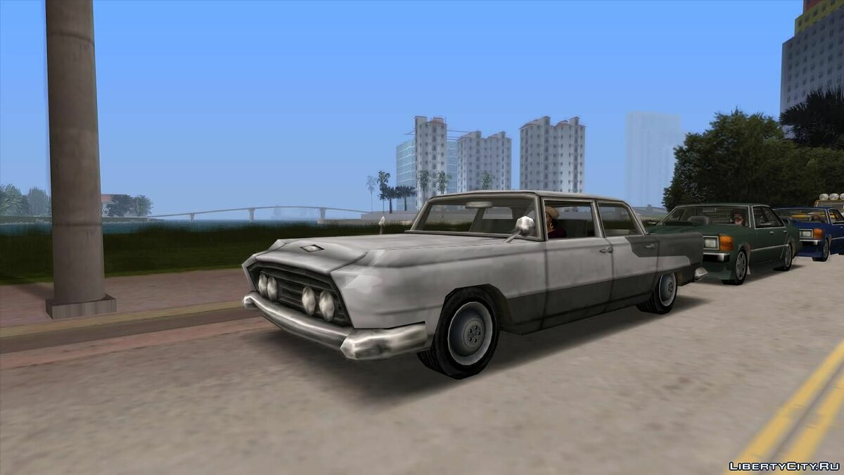 Cars III & Vice City Vehicles To San Andreas for GTA San Andreas