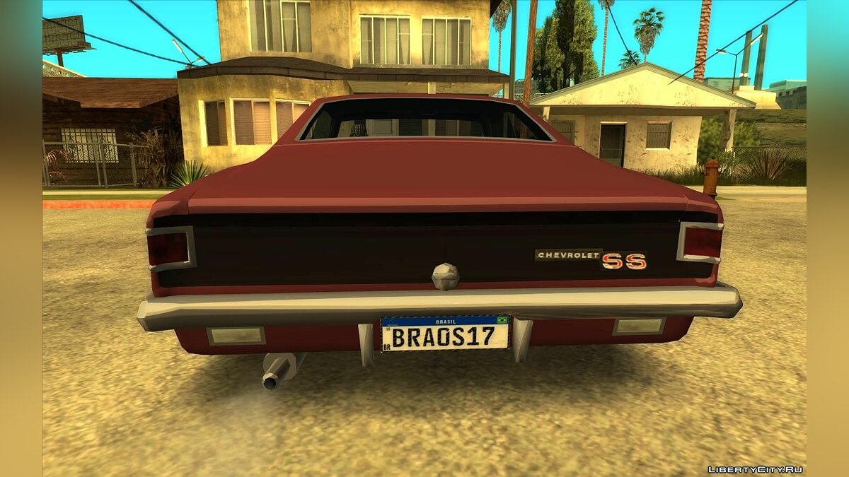 Cars Chevrolet Opal Coupe Since 1972 for GTA San Andreas