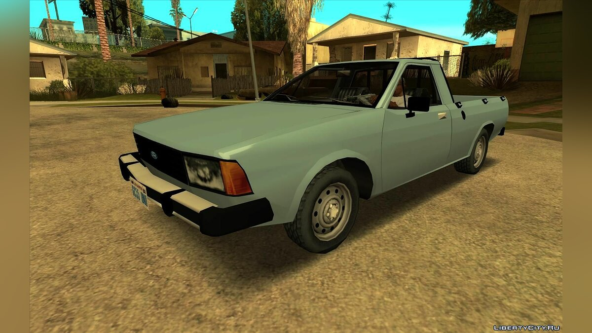 Cars Ford Pampa 1983 for GTA San Andreas