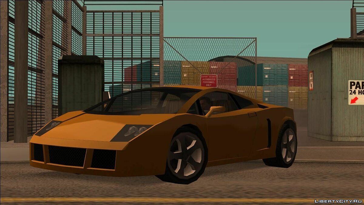 Veloce (Vacca) for GTA San Andreas - screenshot #3
