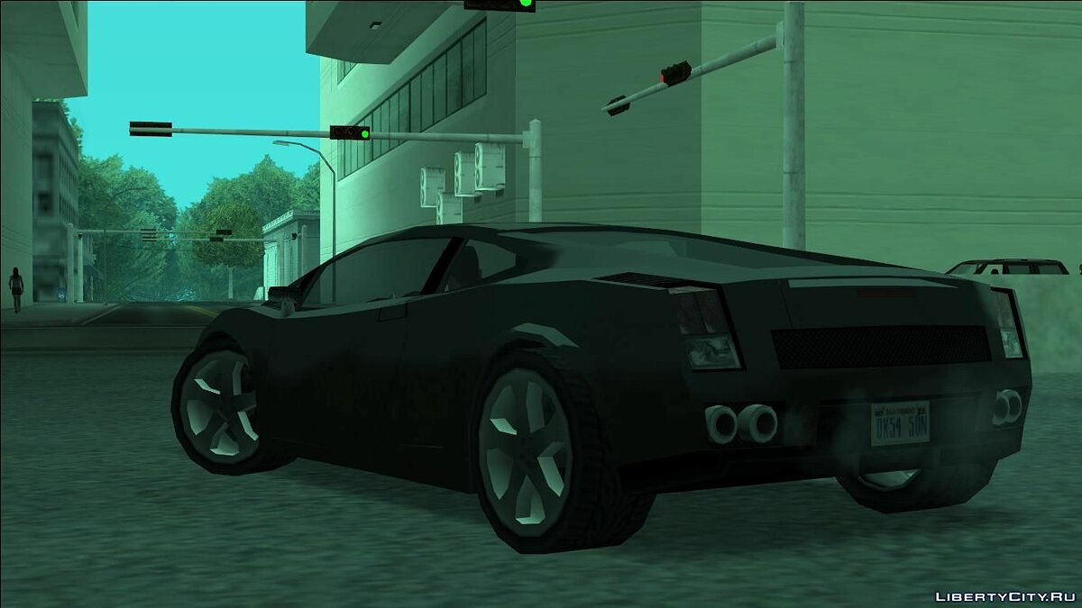 Veloce (Vacca) for GTA San Andreas - screenshot #8