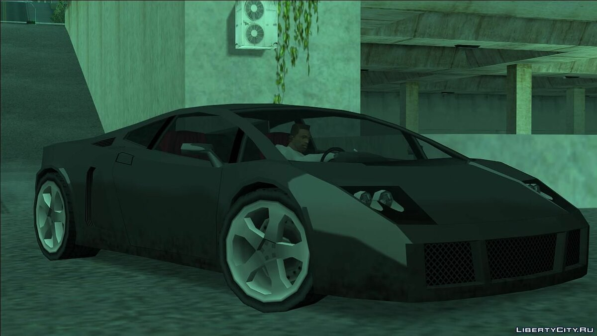 Veloce (Vacca) for GTA San Andreas - screenshot #7