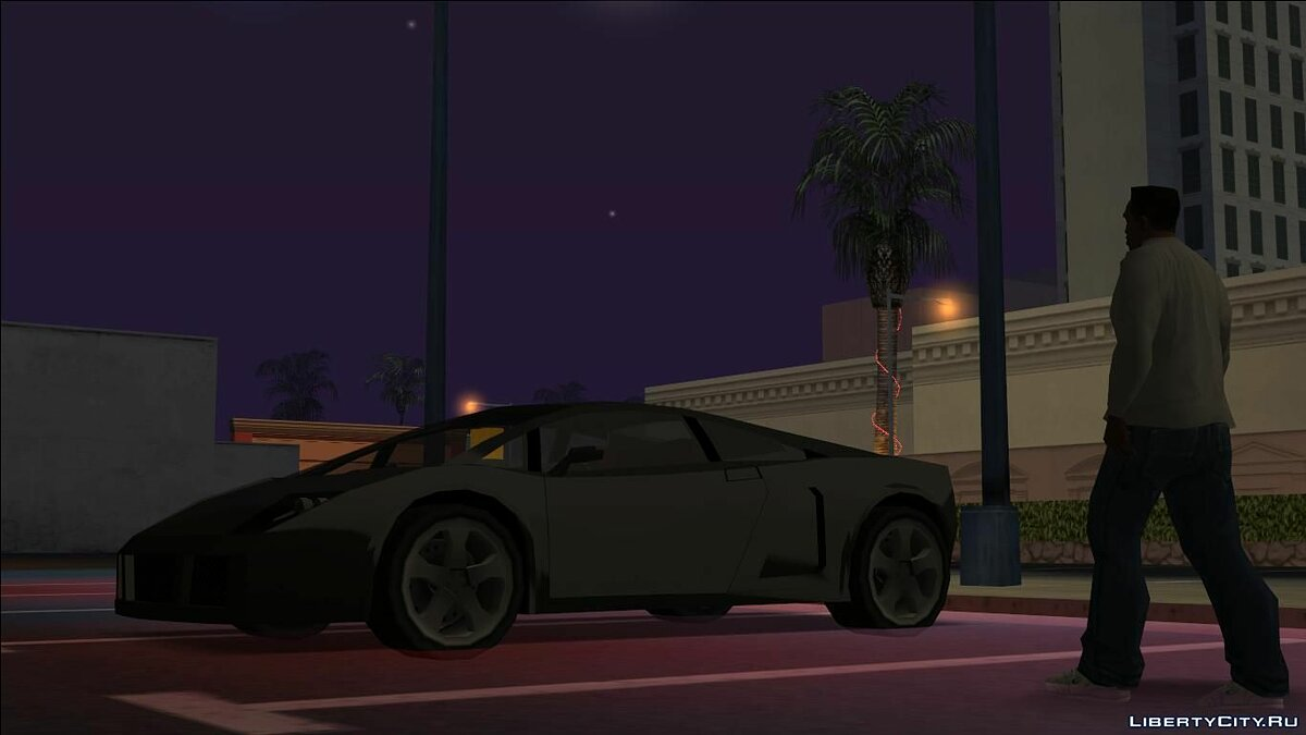 Veloce (Vacca) for GTA San Andreas - screenshot #5