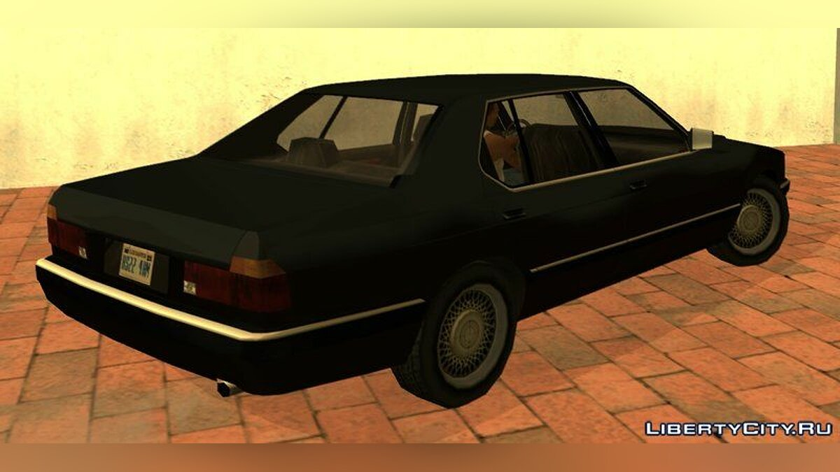 Cars Ubermacht Oracle 1992 for GTA San Andreas