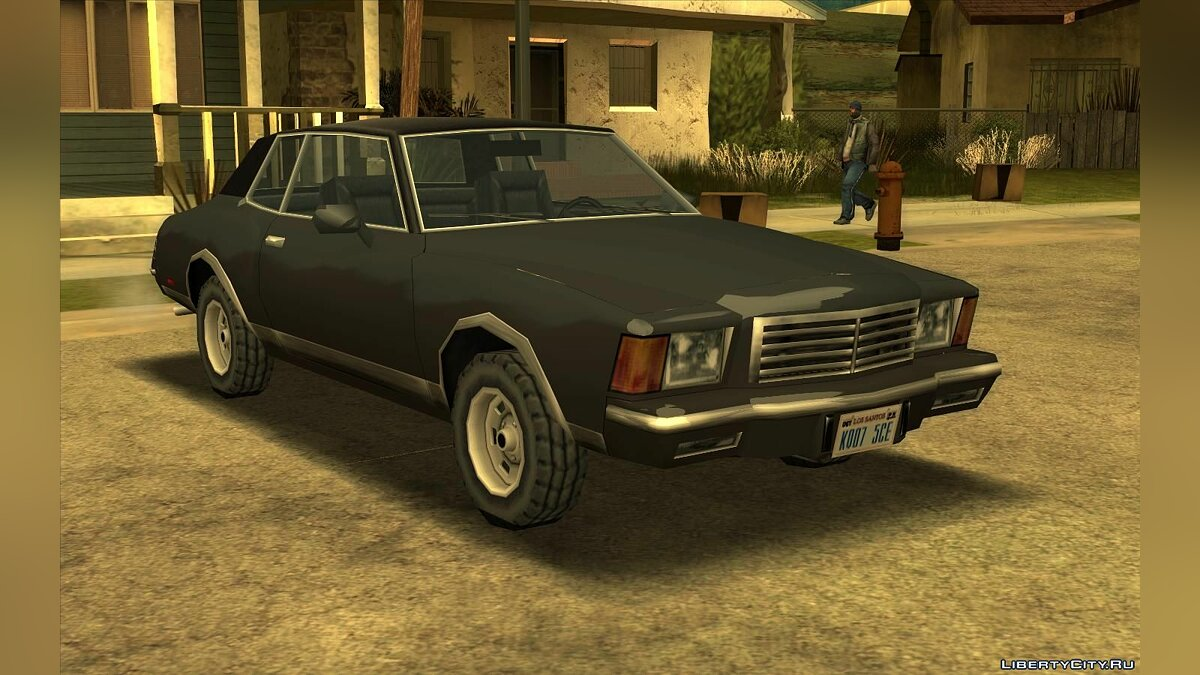 Cars Belmont for GTA San Andreas