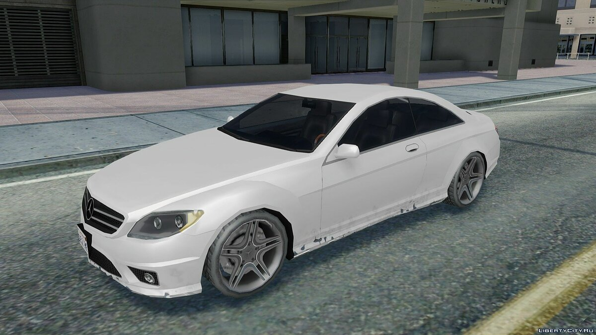 Mercedes Benz CL600 for GTA San Andreas - Картинка #1