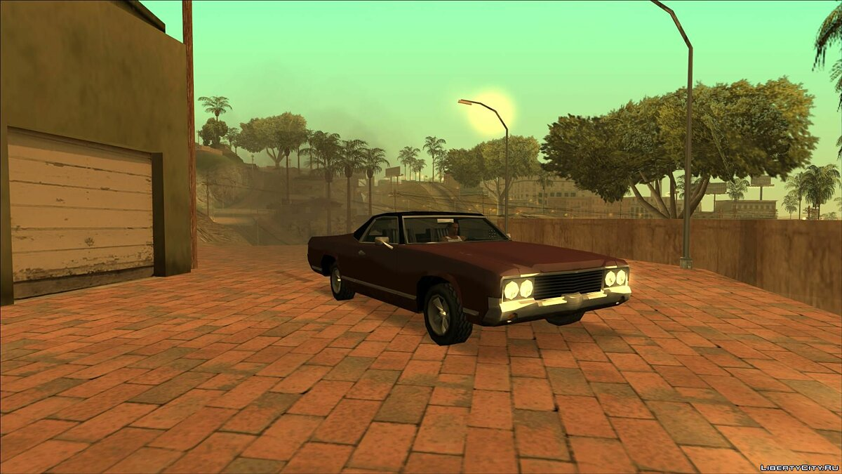 Cars Midway City Destino (FROM GTA UNDERGROUND) for GTA San Andreas