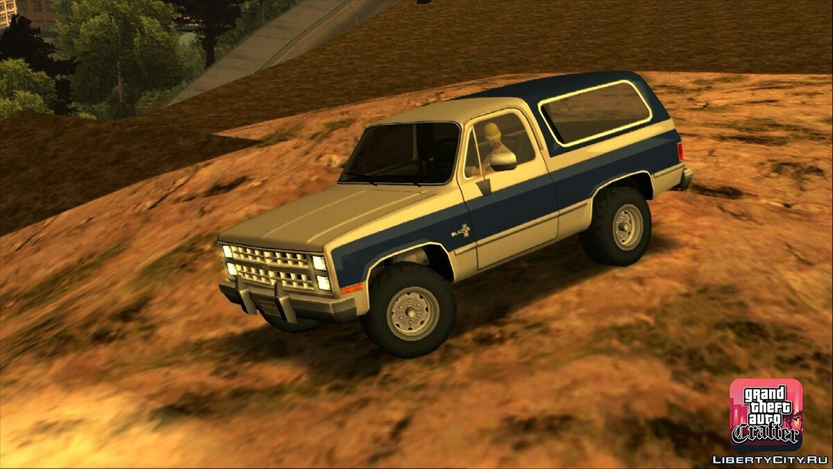 1986 Chevrolet Blazer K5 LQ for GTA San Andreas - screenshot #5