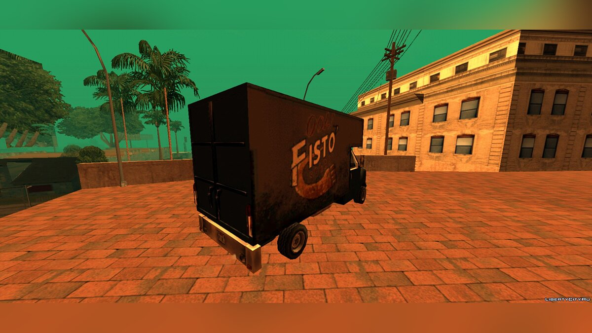 Cars Mule Truck Pack (FROM GTA UNDERGROUND) for GTA San Andreas
