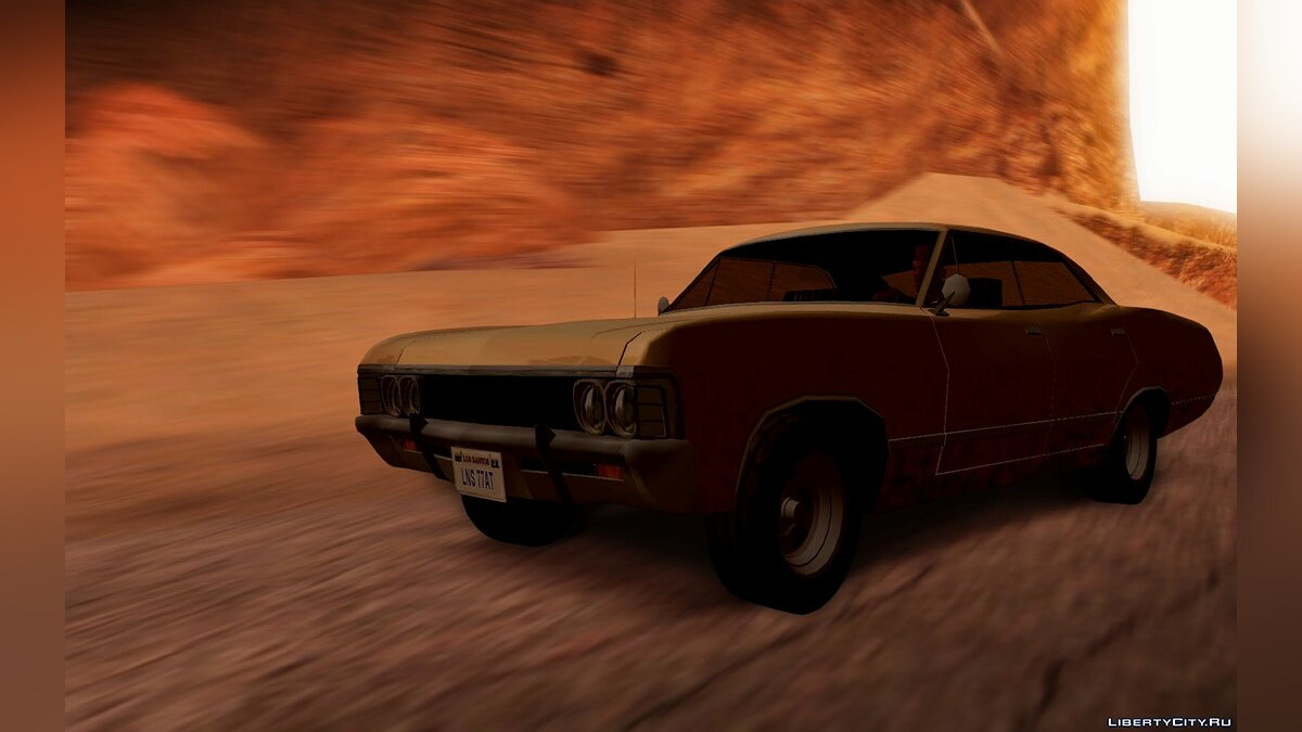 Cars '67 Impala [SA Style] for GTA San Andreas