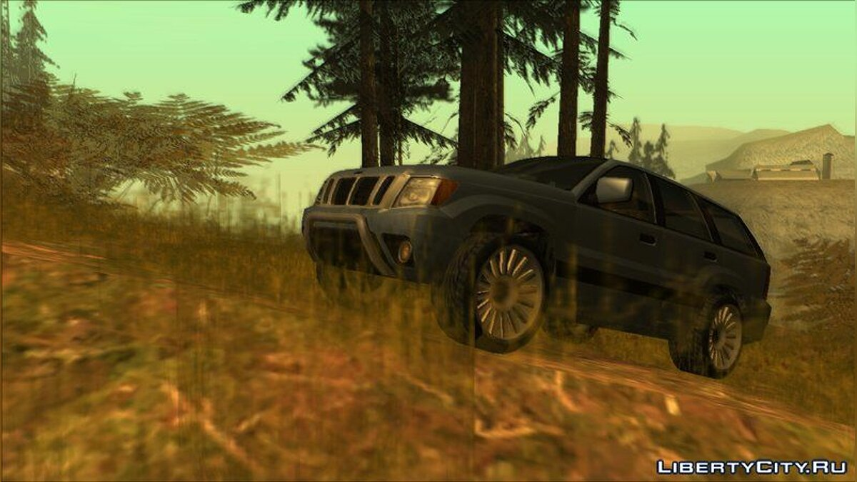 Cars Canis Seminole - SA Style for GTA San Andreas