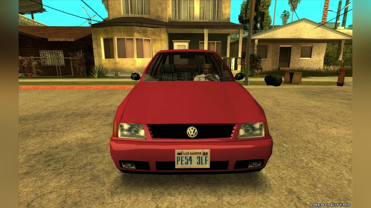 Cars Volkswagen Polo Classic for GTA San Andreas