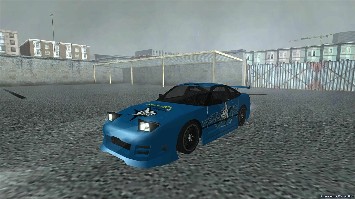 Nissan 240SX SA Style for GTA San Andreas - screenshot #7