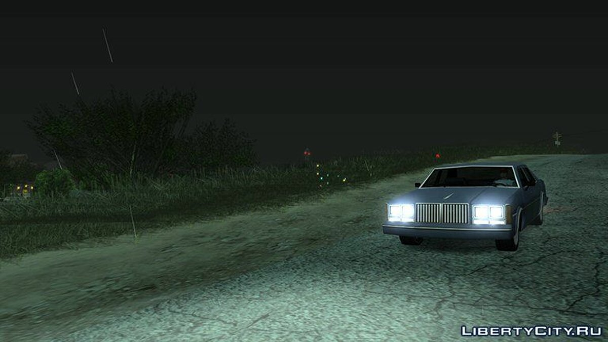 Imponte Legacy (Pontiac Bonneville) [SA-Style] for GTA San Andreas - screenshot #2