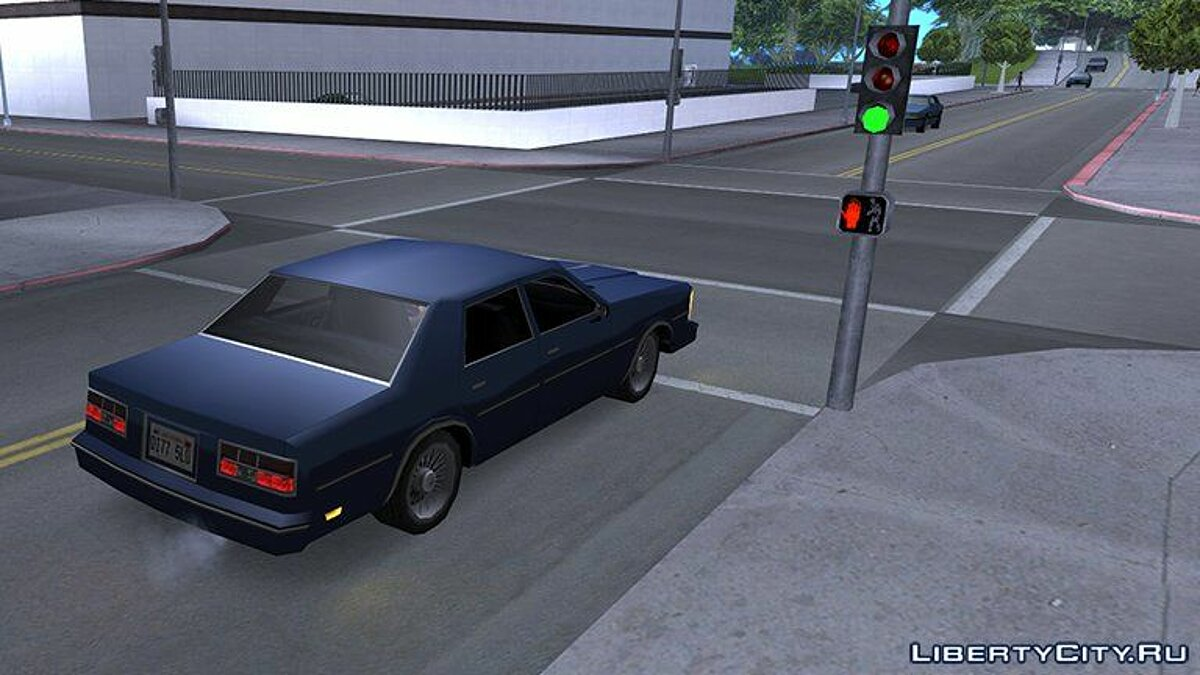 Imponte Legacy (Pontiac Bonneville) [SA-Style] for GTA San Andreas - screenshot #3