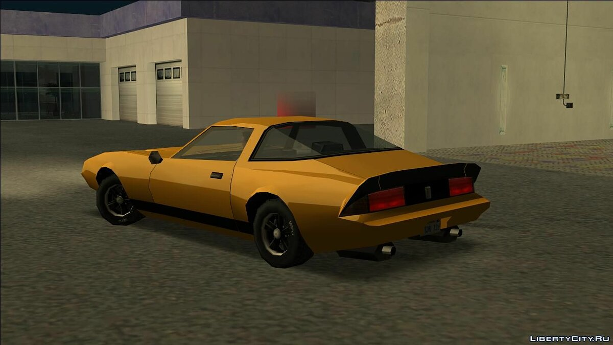 Buffalo classic for GTA San Andreas - screenshot #2