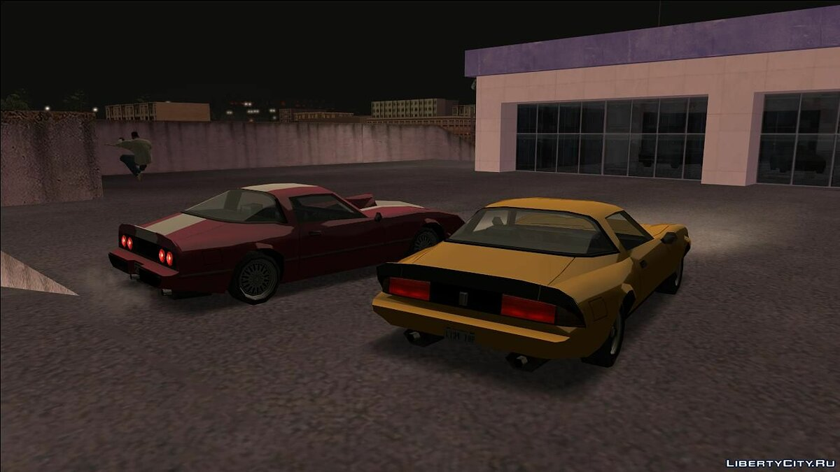 Buffalo classic for GTA San Andreas - screenshot #5