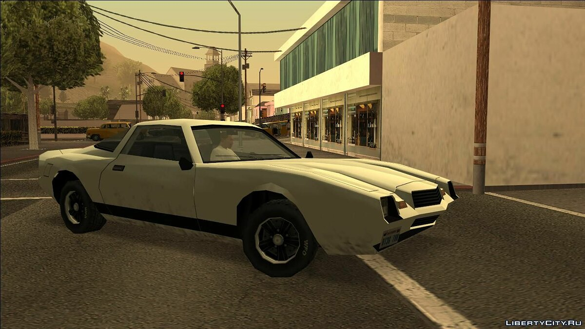 Buffalo classic for GTA San Andreas - screenshot #8