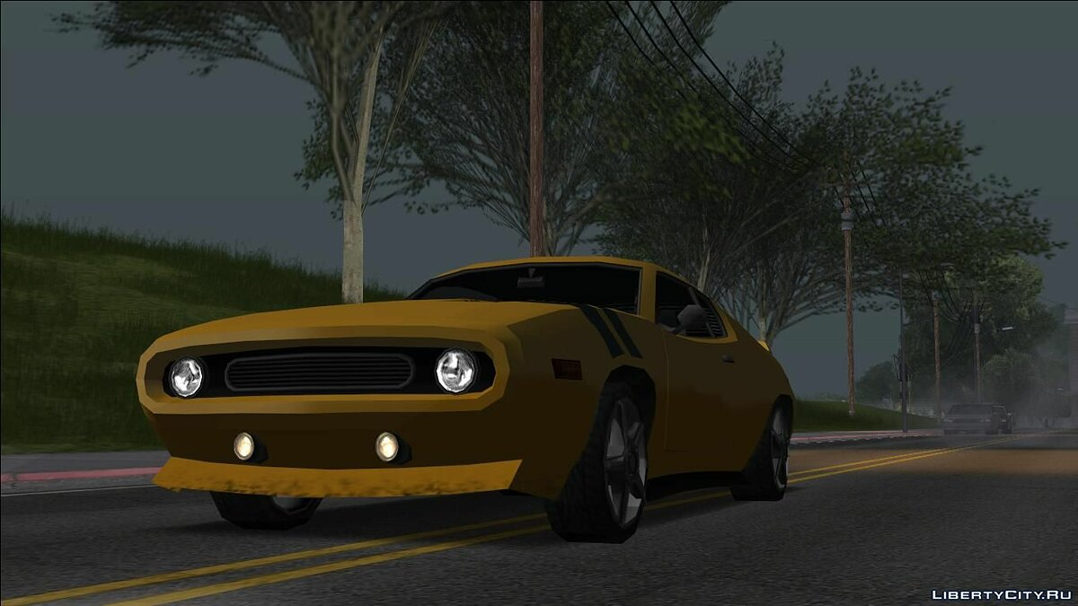 Cars Cerrano from Driver PL for GTA San Andreas