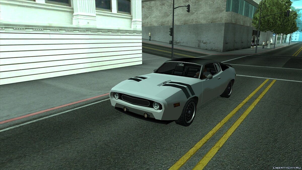 Cerrano from Driver PL for GTA San Andreas - screenshot #11