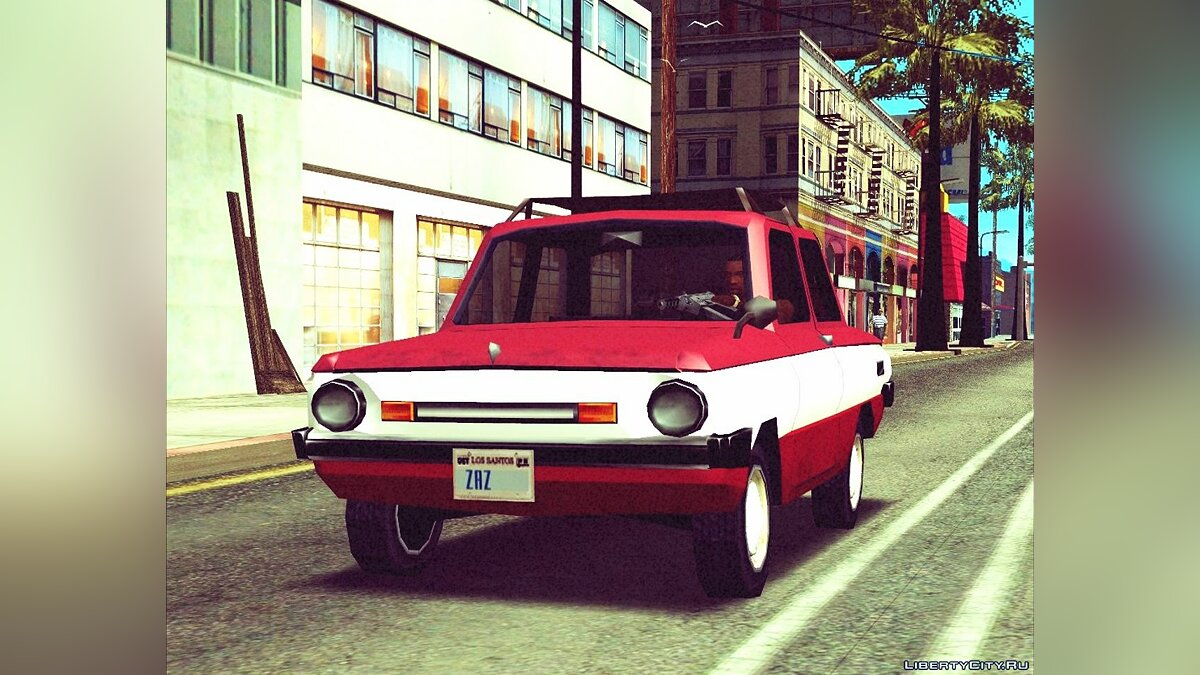 Zaz for GTA San Andreas