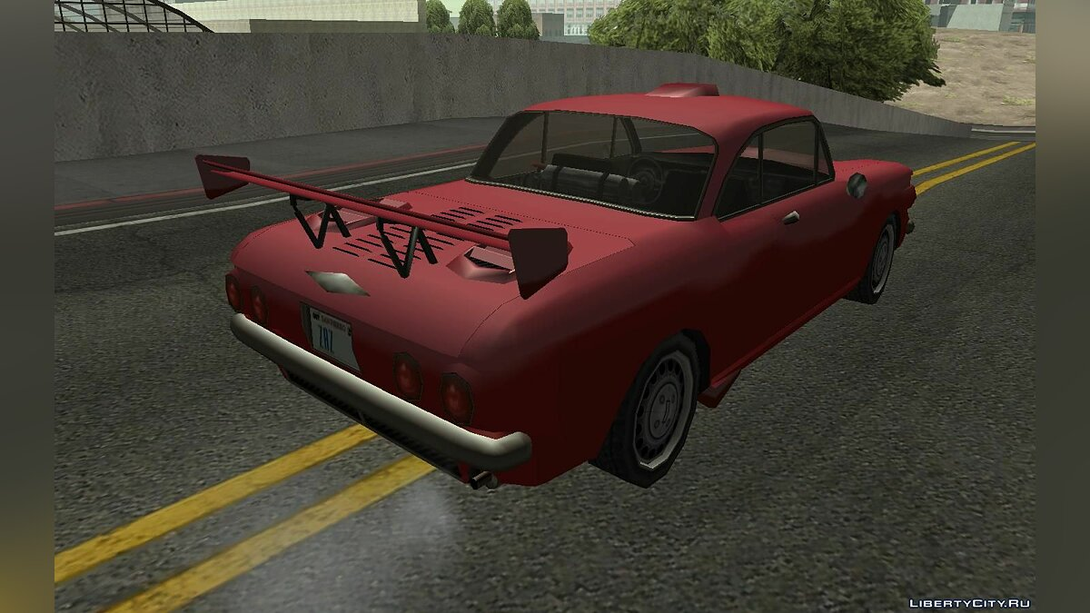 Chevrolet Corvair Coupe 1964 for GTA San Andreas - screenshot #6