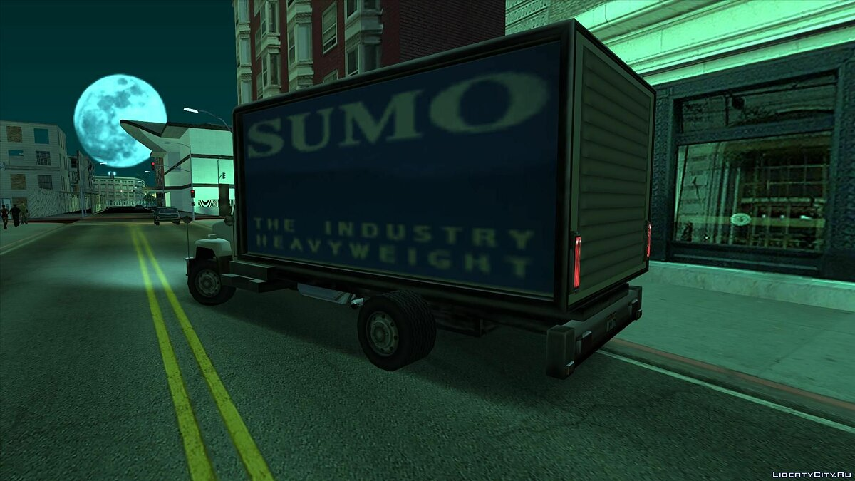 Interstate for GTA San Andreas - screenshot #3