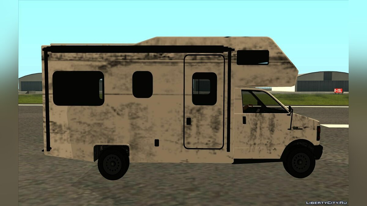 Cars Camper from GTA 5 for GTA San Andreas