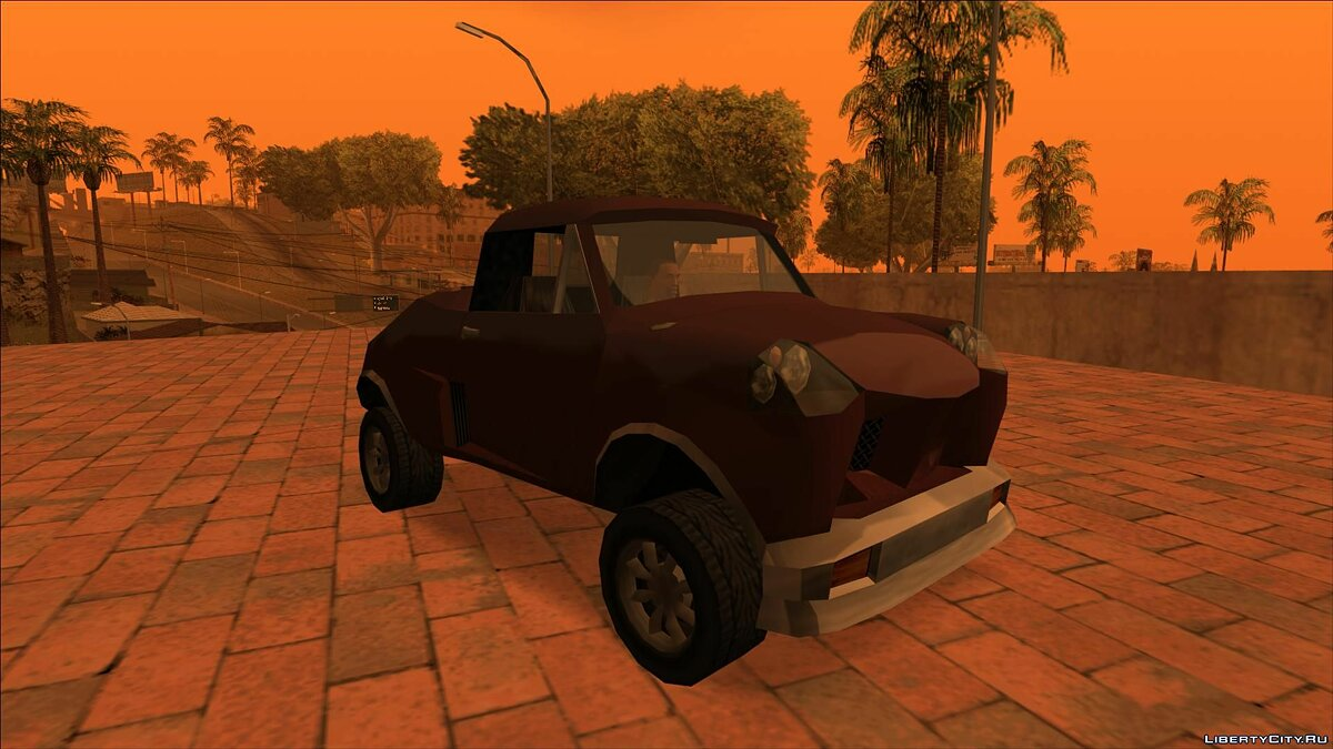 Cars Liberty City Stories Tommy (FROM GTA UNDERGROUND) for GTA San Andreas