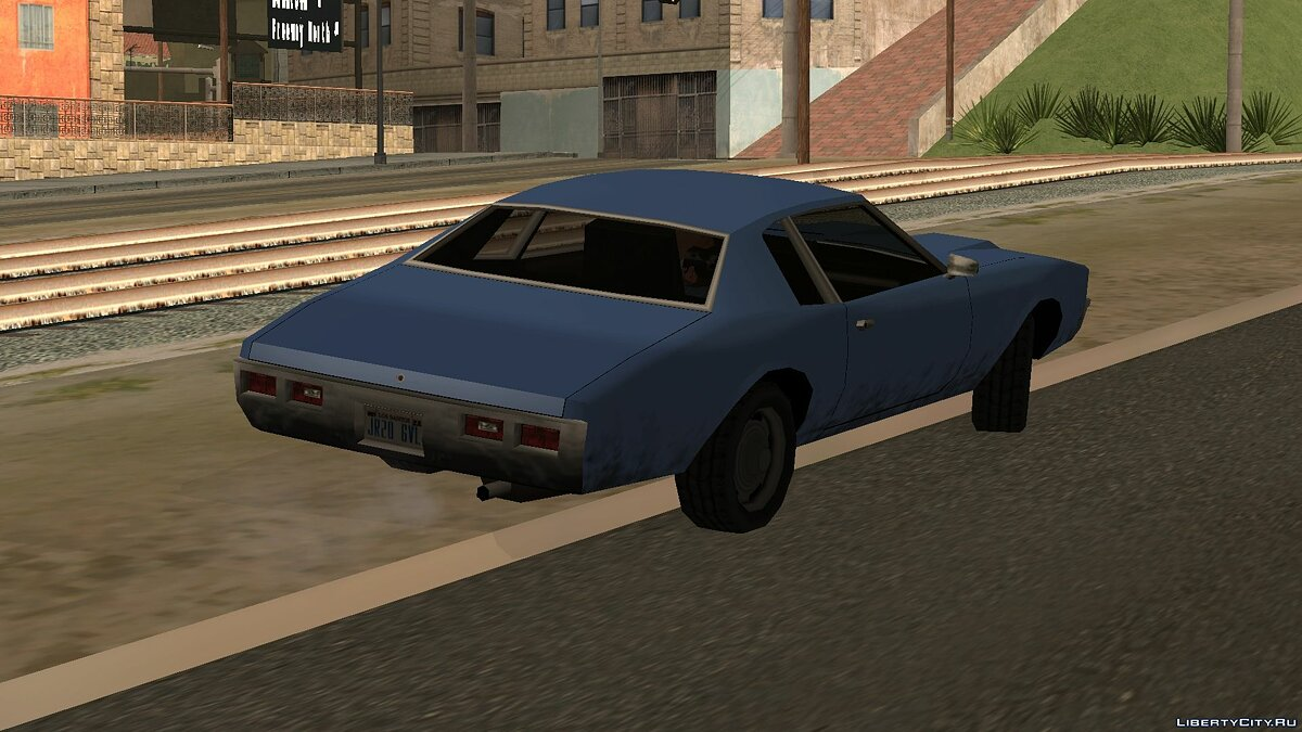Cars Dagger GTX for GTA San Andreas