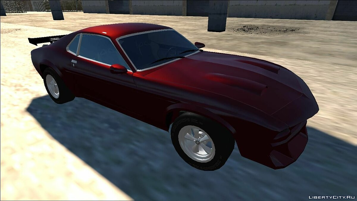 Cars FlatQut Speedevil for GTA San Andreas