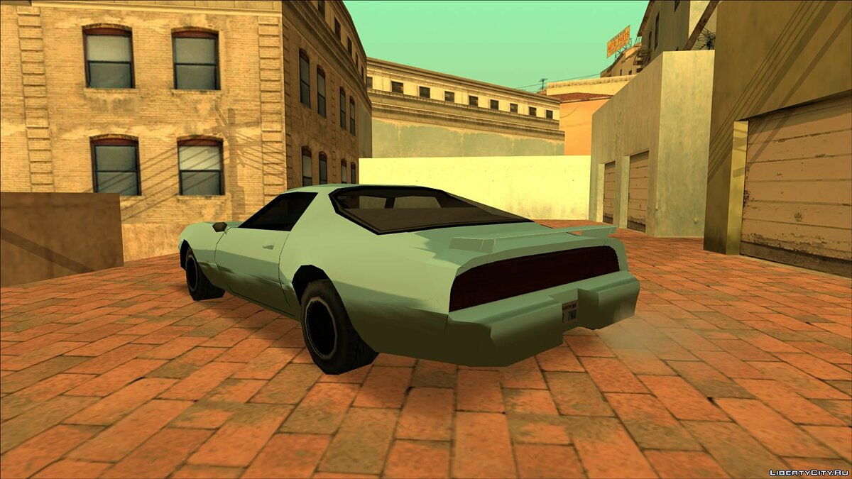 Cars K.U.T.T (FROM GTA UNDERGROUND) for GTA San Andreas