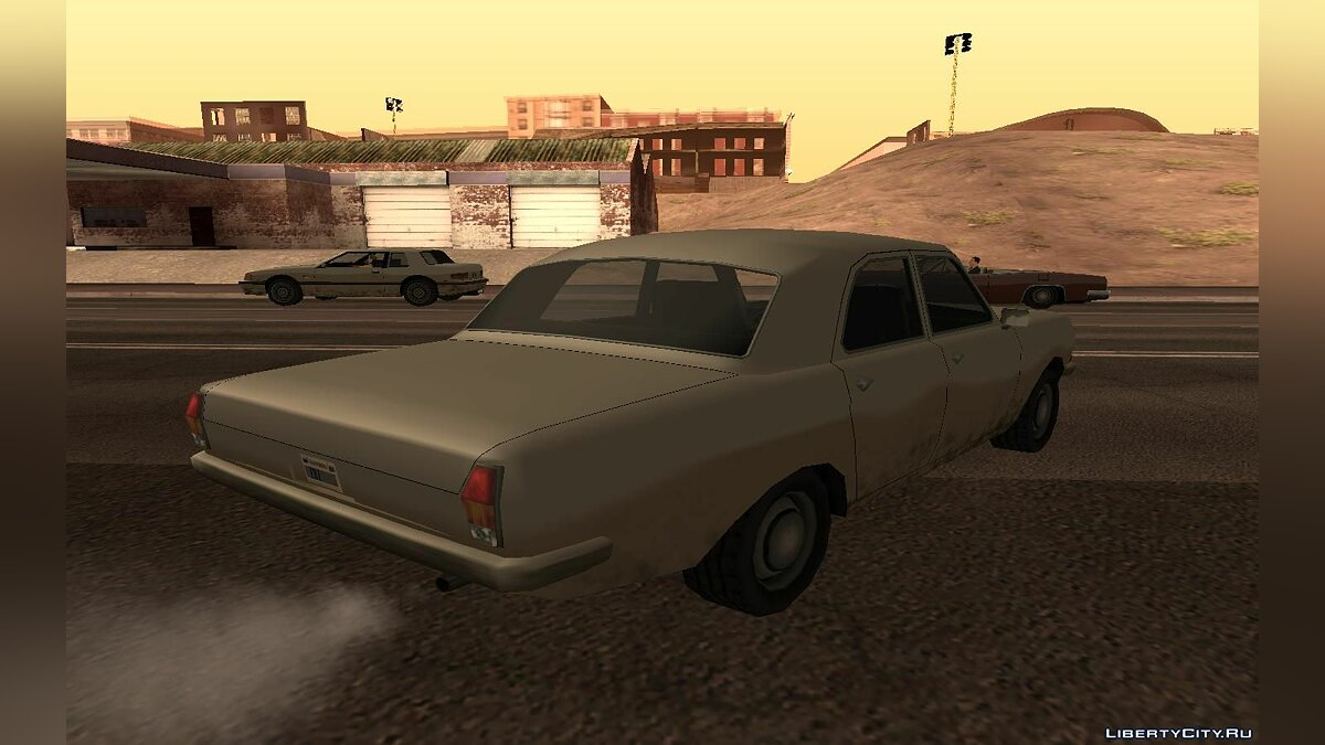 Gas 24 for GTA San Andreas - screenshot #2