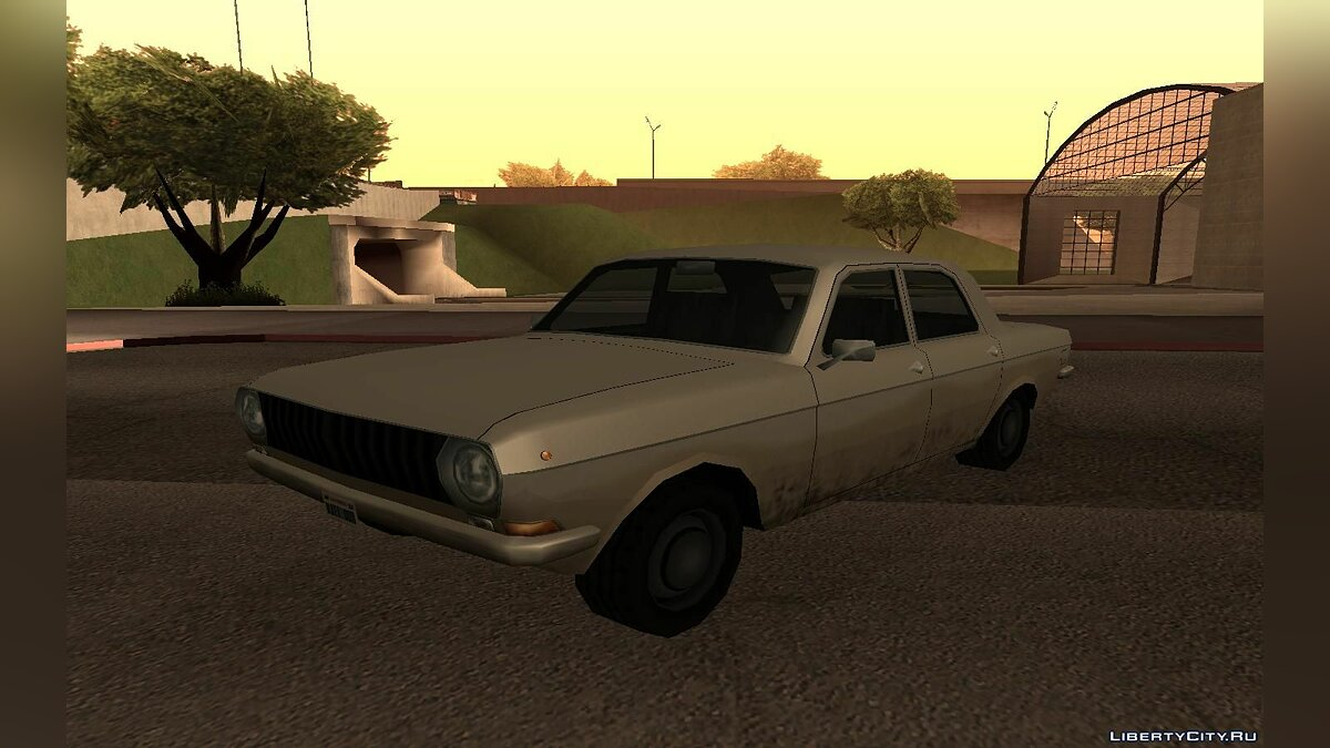 Gas 24 for GTA San Andreas