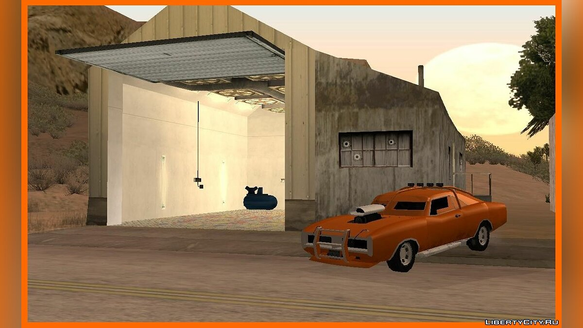 Imponte Dukes and Duke O'Death [SA Style] (Changed version) v2 for GTA San Andreas - screenshot #10