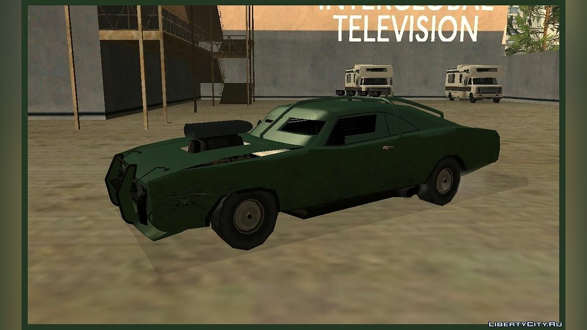 Imponte Dukes and Duke O'Death [SA Style] (Changed version) v2 for GTA San Andreas - screenshot #9