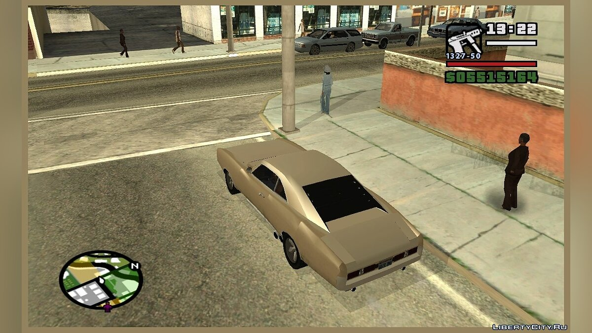Imponte Dukes and Duke O'Death [SA Style] (Changed version) v2 for GTA San Andreas - screenshot #5