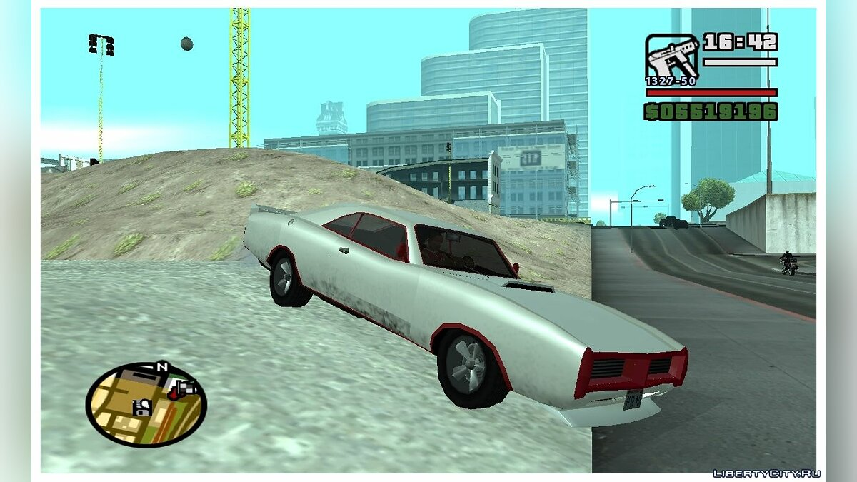 Imponte Dukes and Duke O'Death [SA Style] (Changed version) v2 for GTA San Andreas - screenshot #4