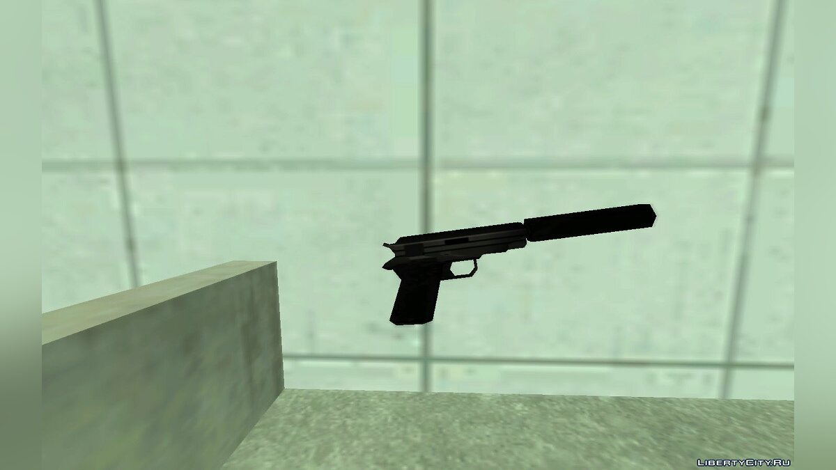 Weapon mod SA Style Weapon Retexture for GTA San Andreas