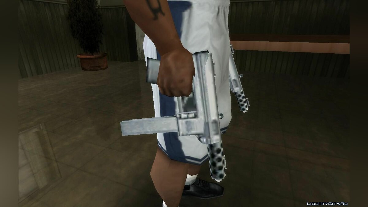 Weapon mod Rockstar Weapons Pack for GTA San Andreas