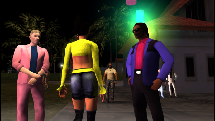 GTA Vice City Stories Wallpaper