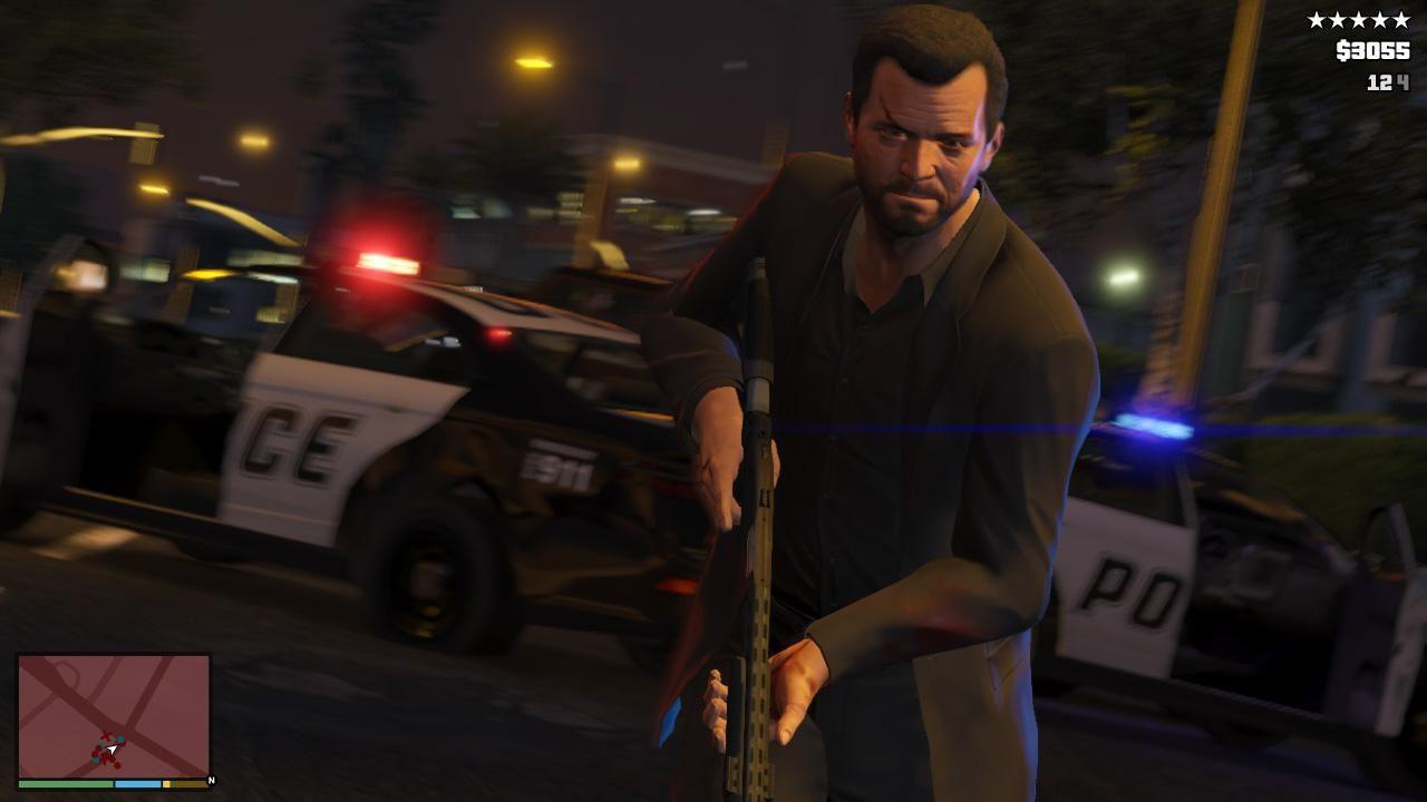 GTA 5 PS4 Cheats