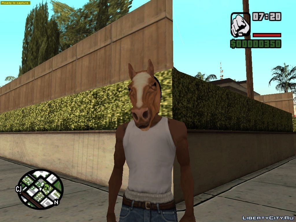 Hotline Miami Masks For Gta San Andreas