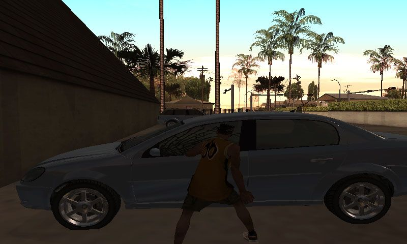 Hacking Auto for GTA San Andreas